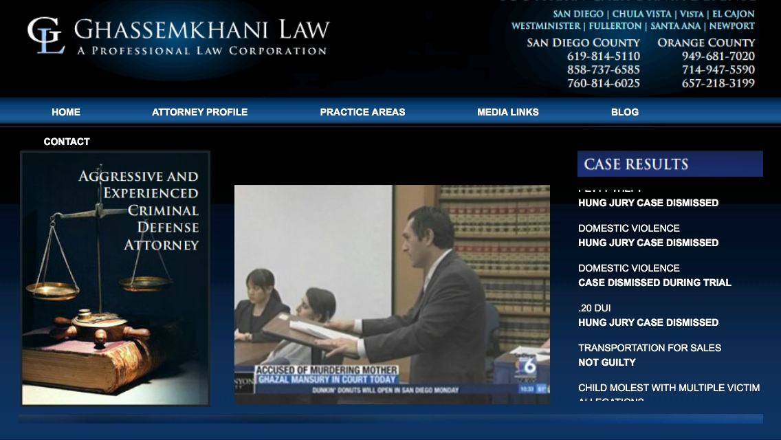 Ghassemkhani Law Profile Picture