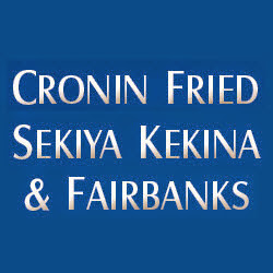 Cronin, Fried, Sekiya, Kekina & Fairbanks Profile Picture