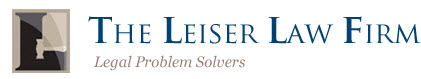 The Leiser Law Firm Profile Picture
