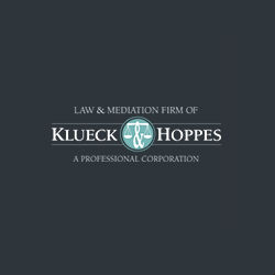 Law & Mediation Firm of Klueck & Hoppes, APC Profile Picture
