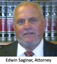 Edwin Saginar Attorney at Law Profile Picture