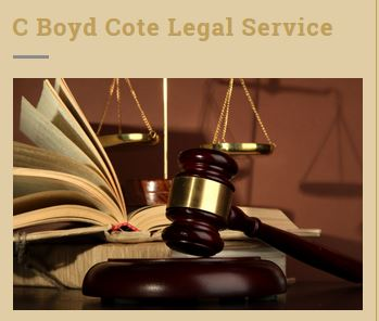 C Boyd Cote Legal Service Profile Picture