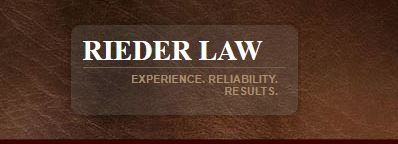 Rieder Law Profile Picture
