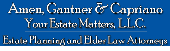 Amen, Gantner & Capriano, Your Estate Matters, L.L.C Profile Picture