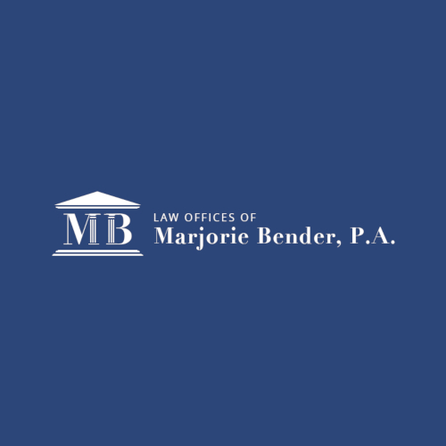 Law Offices of Marjorie Bender, P.A. Profile Picture