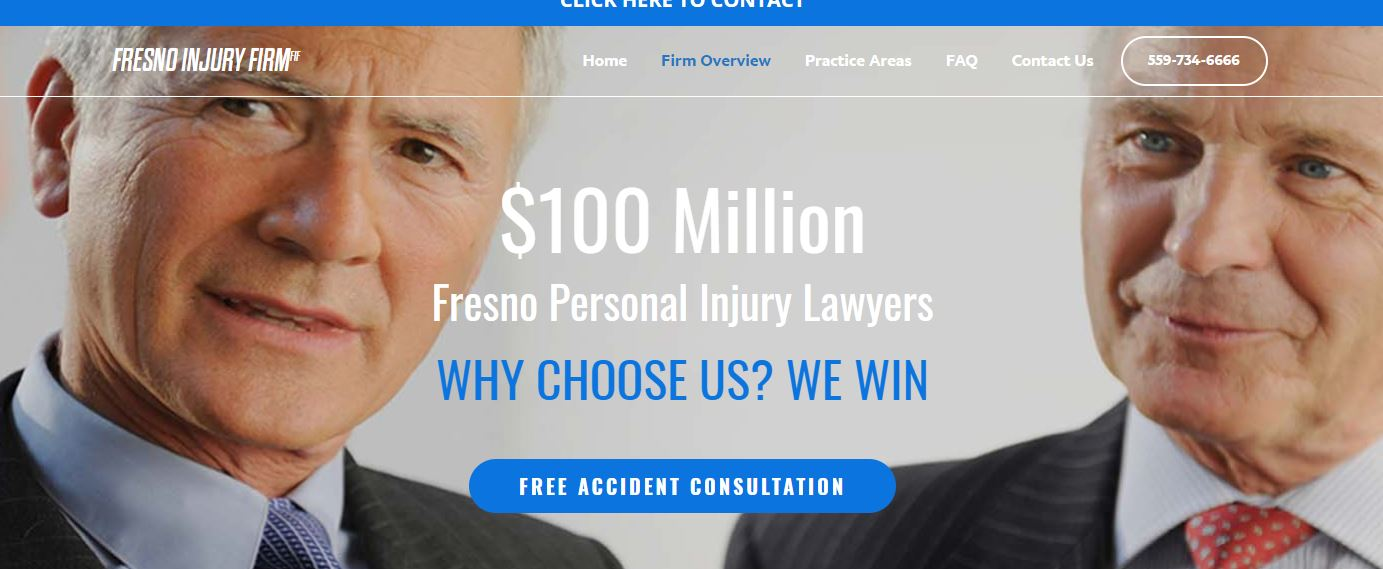 Fresno Injury Law Firm - PAG Profile Picture