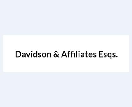 Davidson & Affiliates, Esqs. Profile Picture