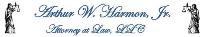 Arthur W Harmon Jr Attorney at Law LLC Profile Picture