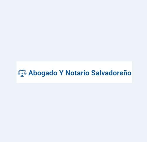 Abogado Y Notario Salvadoreño Profile Picture