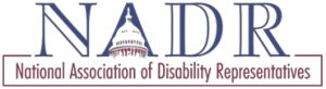 National Association of Disability Representatives