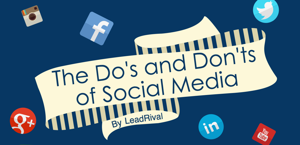 5 Social Media Dos and Donts for your Kids