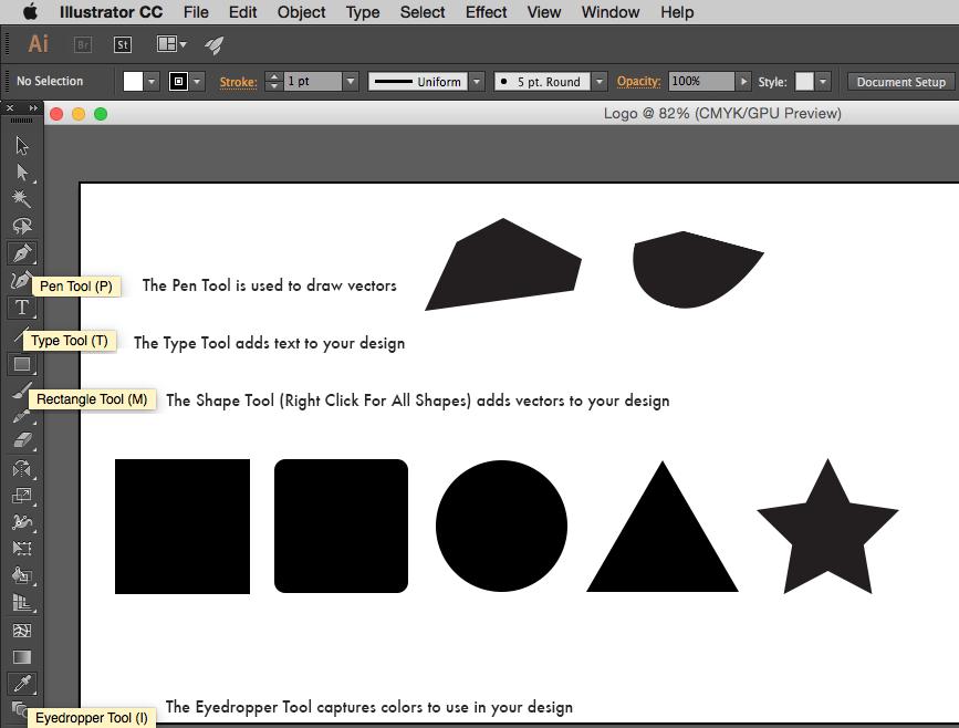 Adobe Illustrator Tools Explained