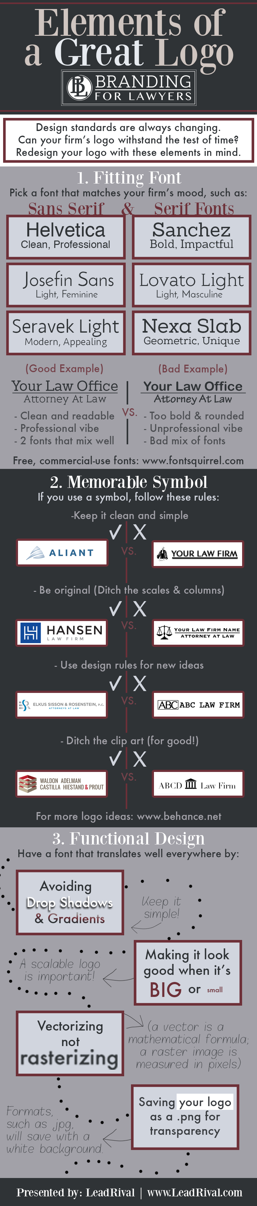 Elements of a Great Logo [Infographic]