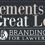 Branding For Lawyers: Elements of a Great Logo