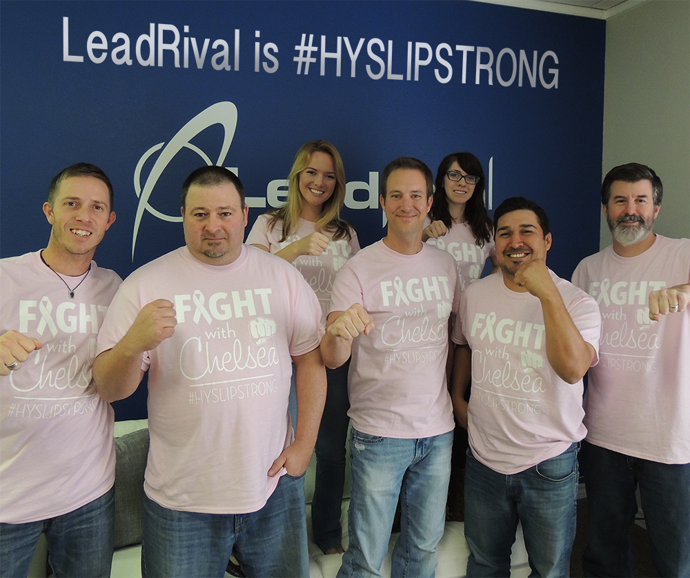 LeadRival is #HyslipStrong