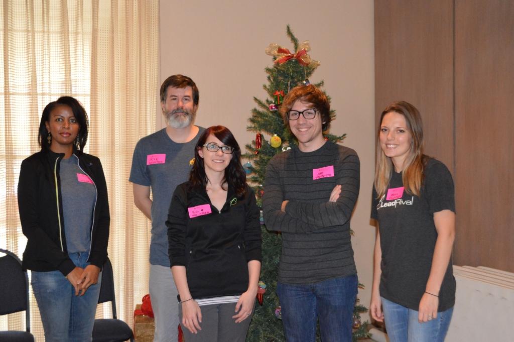 Volunteering for ACH 2015
