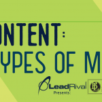 Branding For Lawyers: Content- Types of Media