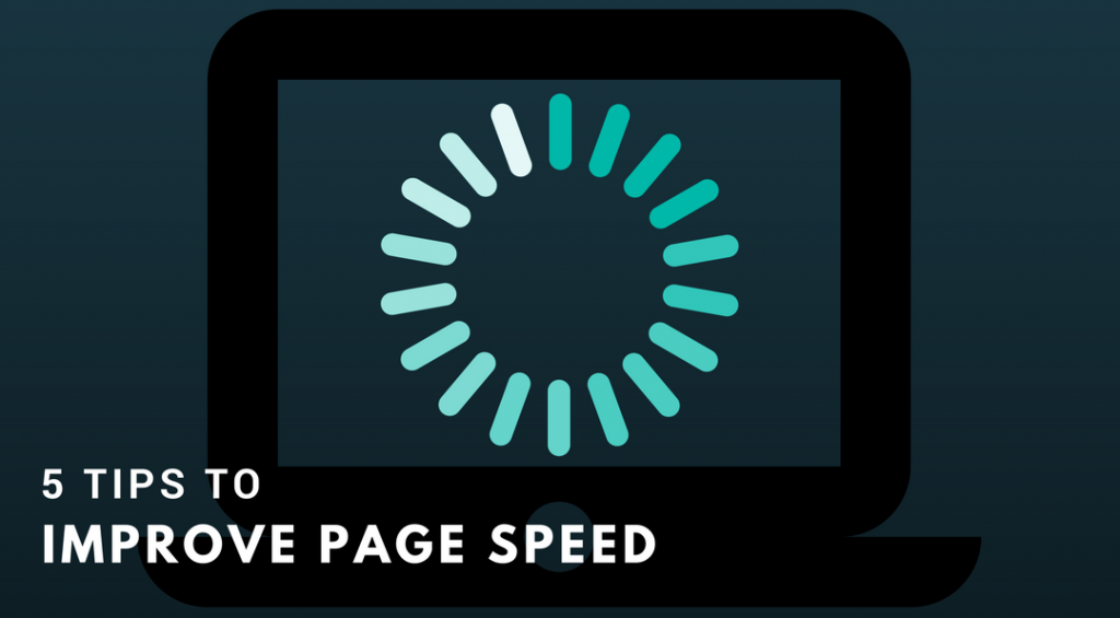 5 Tips to Improve Page Speed