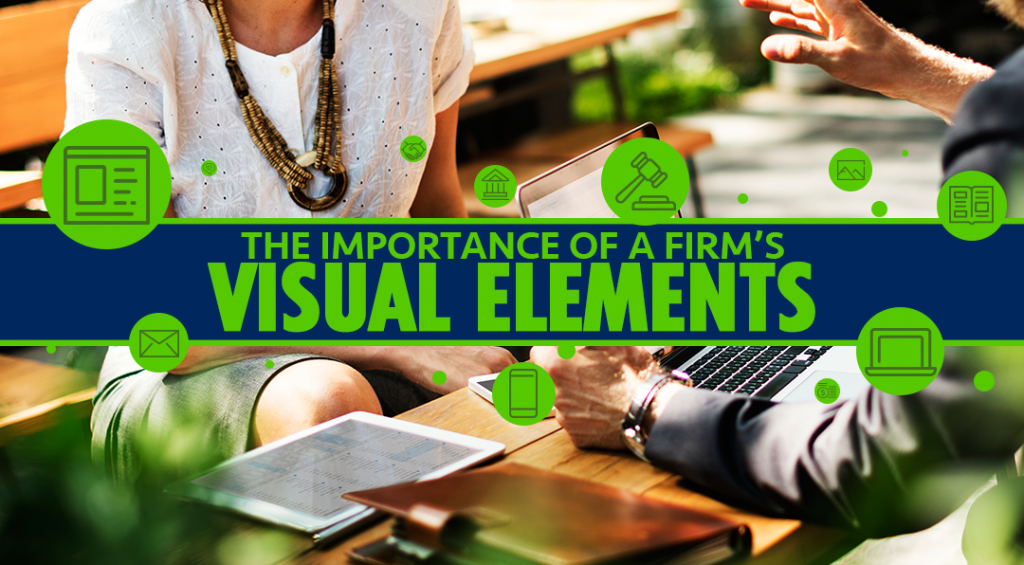 Visual Elements - Law Firm Websites